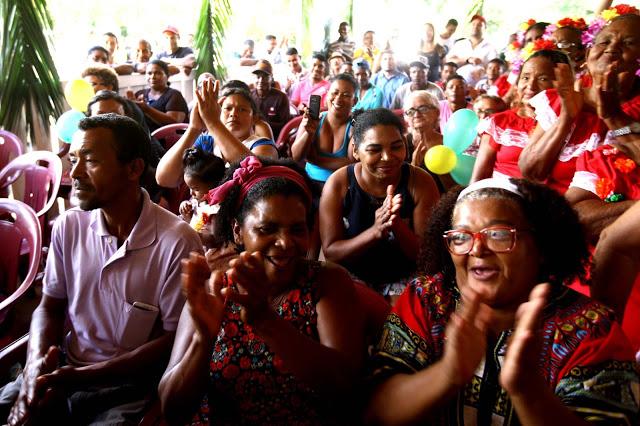Comunidade Espírito Santo – Foto: Sidney Oliveira/Agência Pará