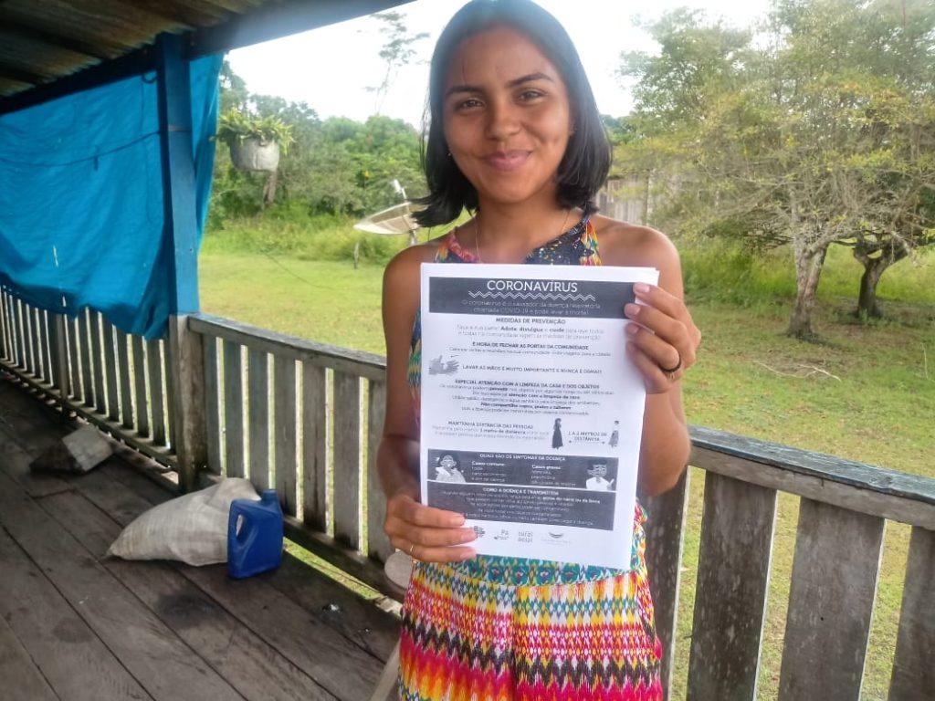 Povos e comunidades tradicionais na Amazônia