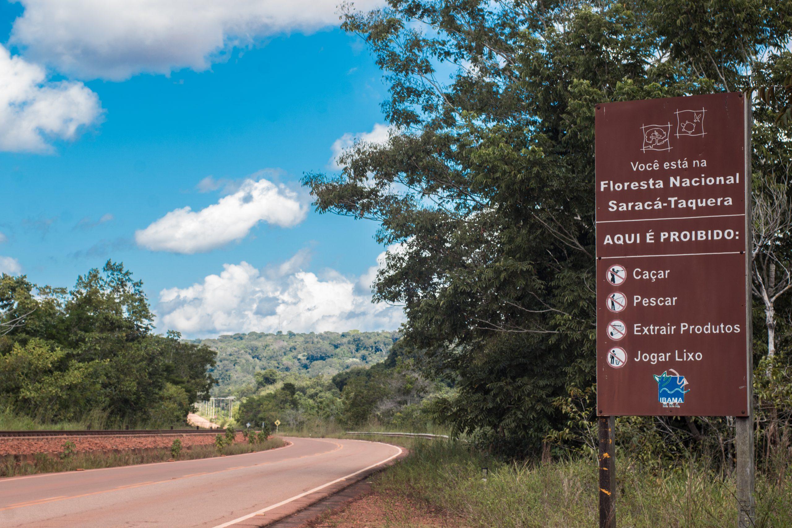 Floresta Nacional de Saracá-Taquera